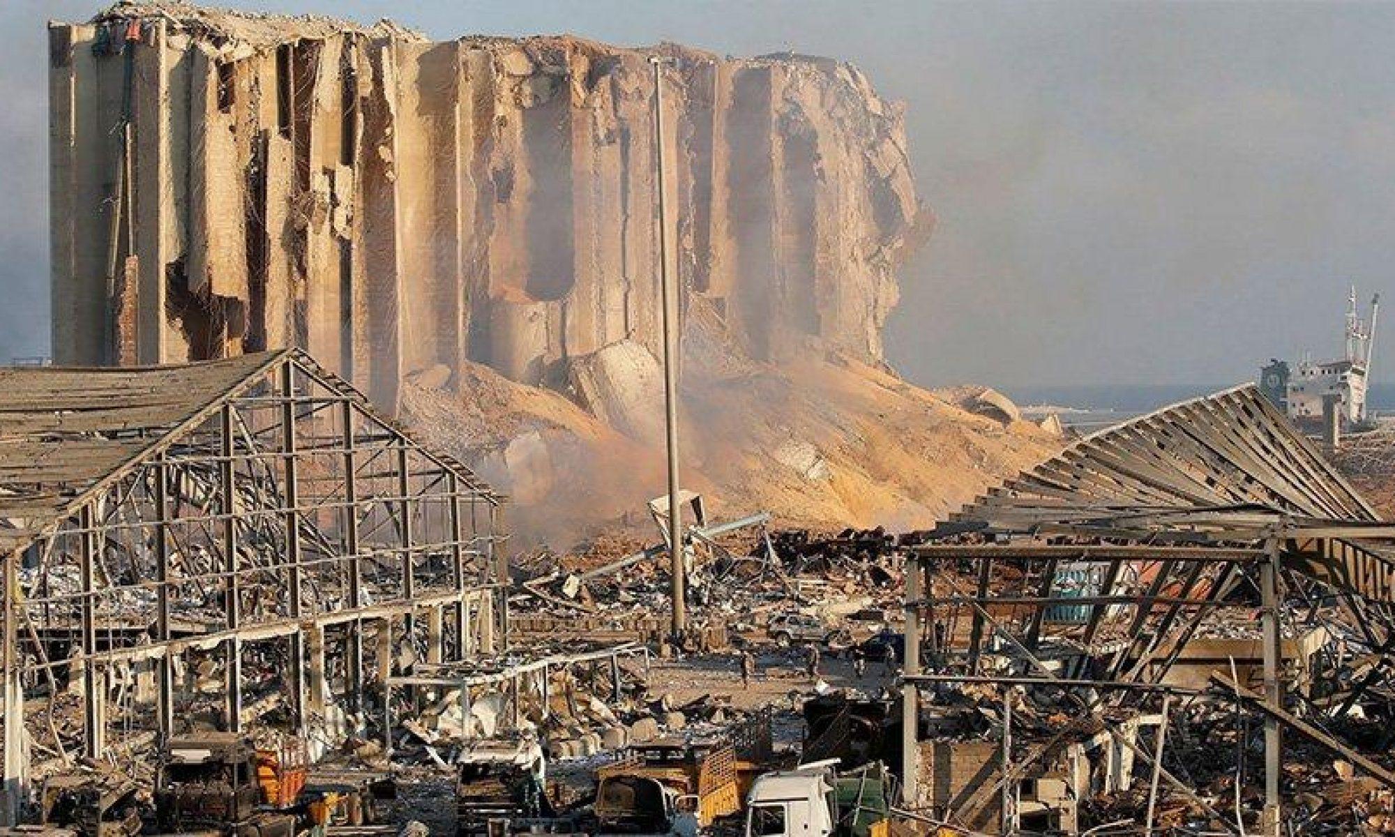 Patlamanın sonuçlarıyla mücadele edecek ekonomik gücümüz yok Raul Name, Lübnan, Beyrut, Lübnan Ekonomi Bakanı