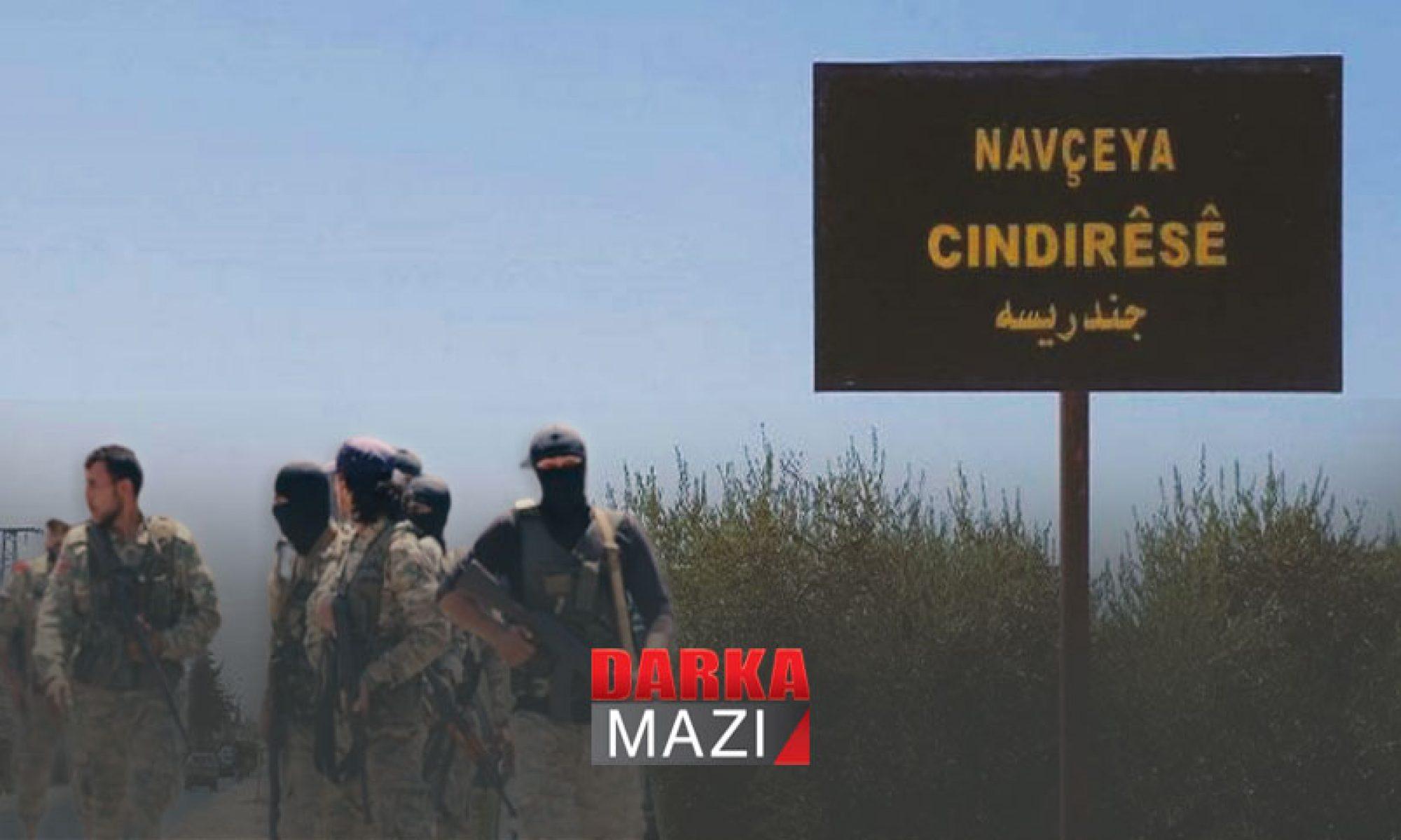 Türkiye'ye bağlı çeteler Efrin'de 11 vatandaşı fidye almak için kaçırdı