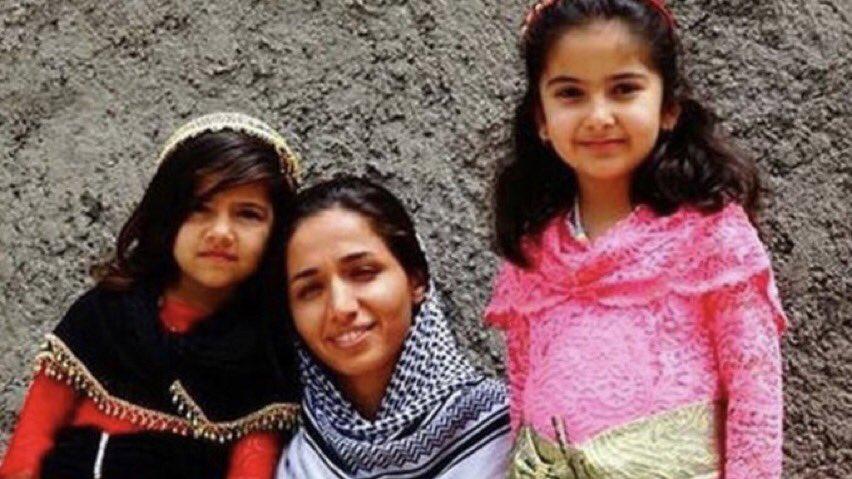Tanınmış akademisyenlerden İran'a çağrı: Mamosta Zara'yı serbest bırak Zara Muhammedi