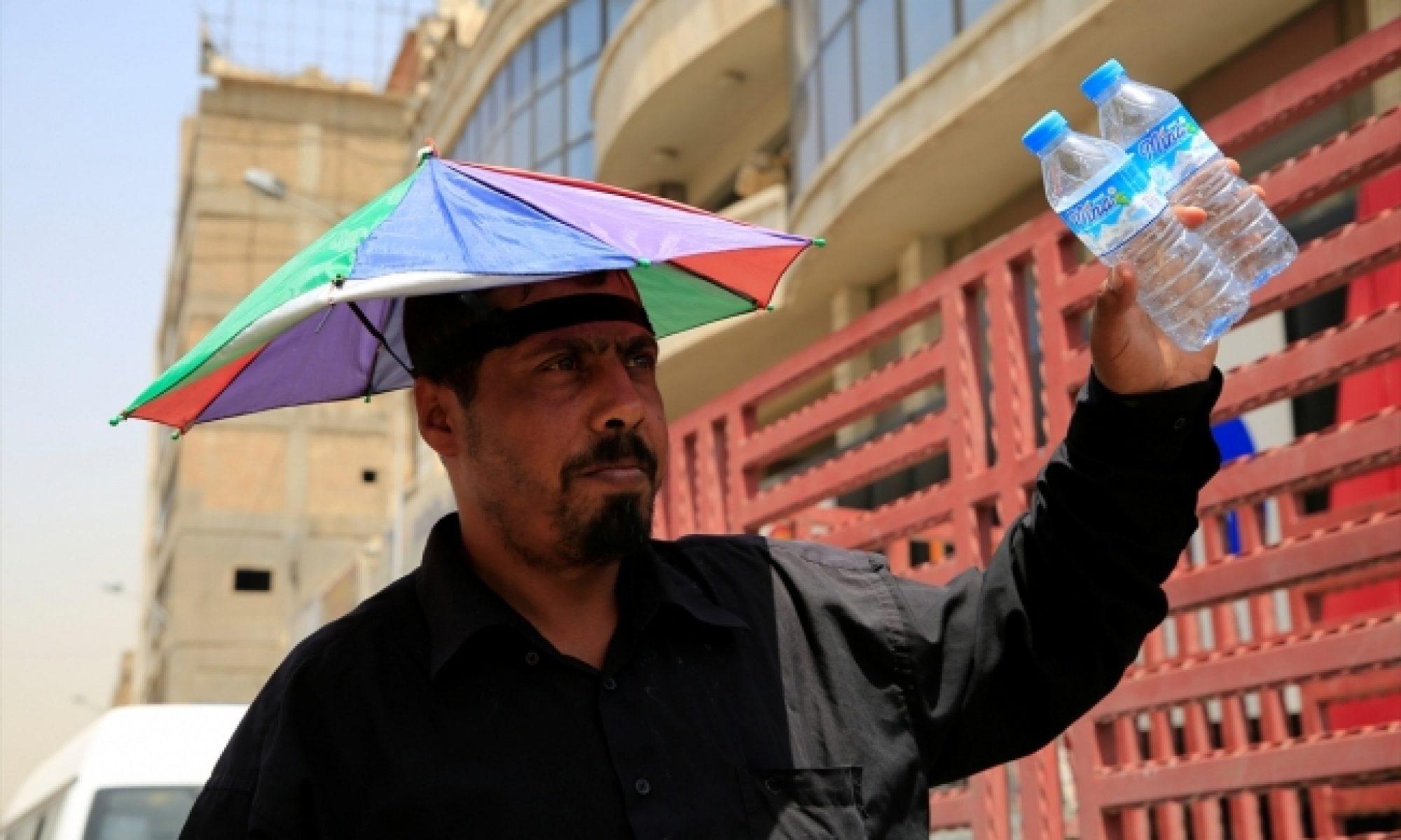 Washington Post: Bağdat'ta ki acımasız sıcaklık dünya açısından tehdit olabilir