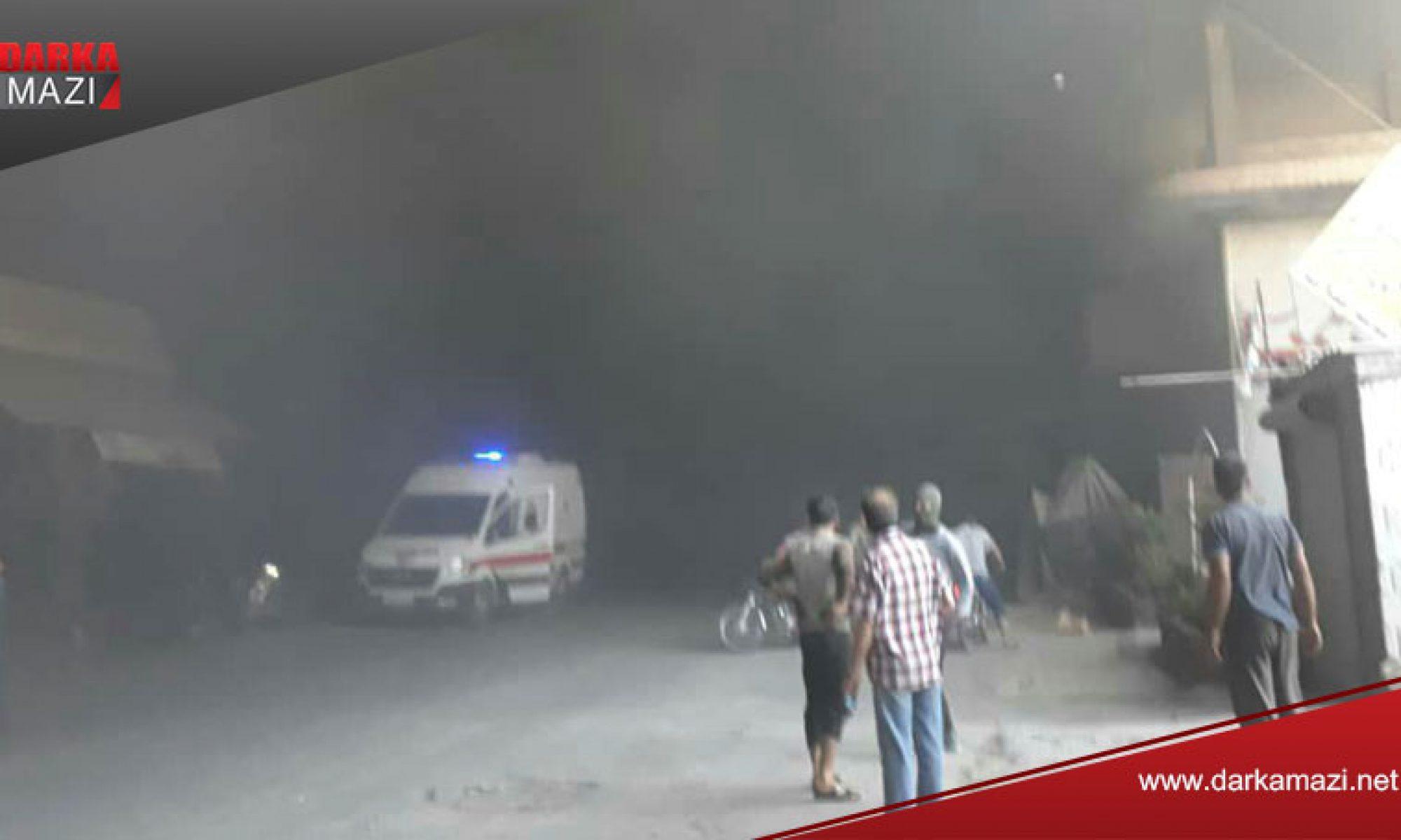 Cerablusta patlama: Ölü ve yaralılar var Rojava, Özgür Suriye Ordusu, MSD Afrin