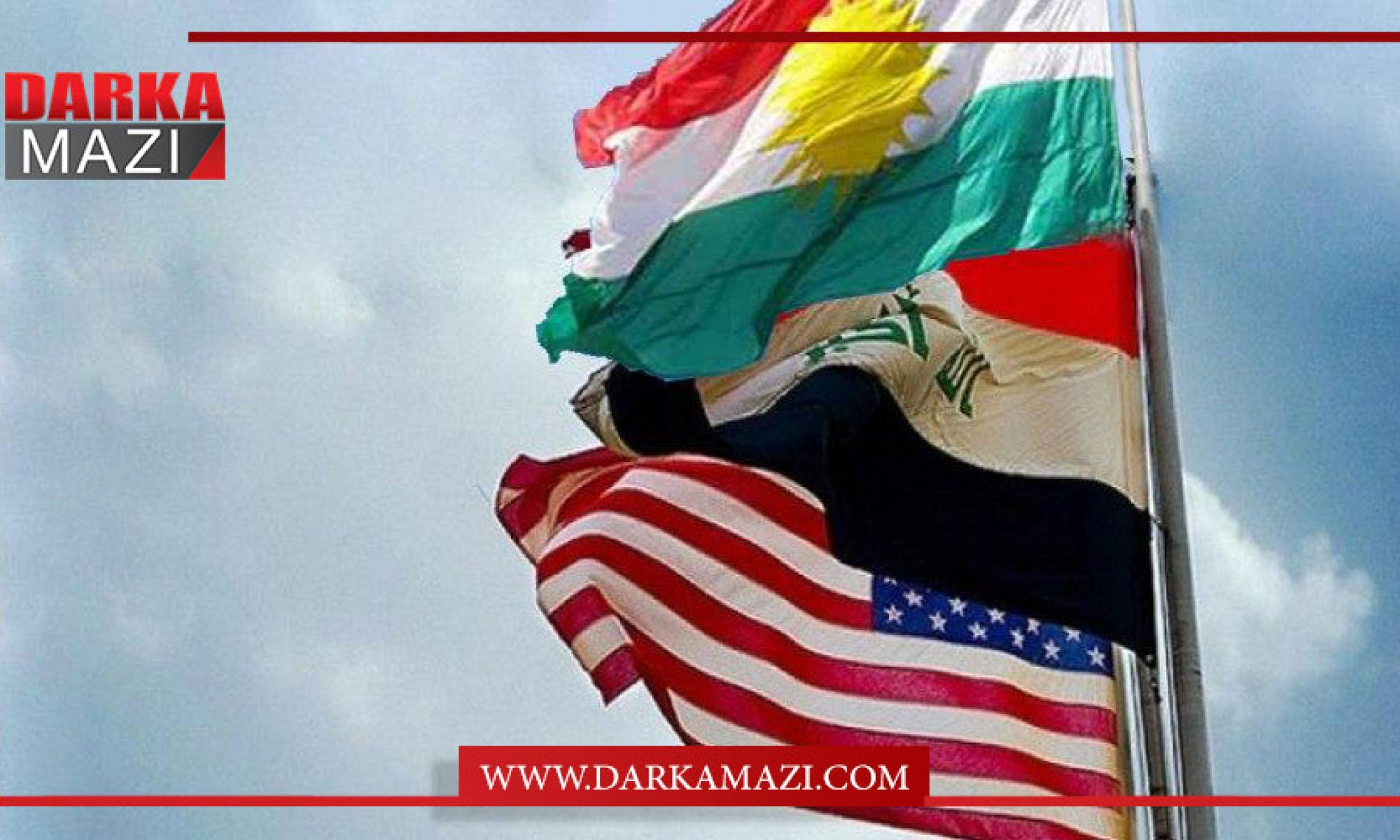 ABD-Irak stratejik görüşmelere Kürdistan Bögesi de katılıyor Kazımi, Sefin Dizayi,