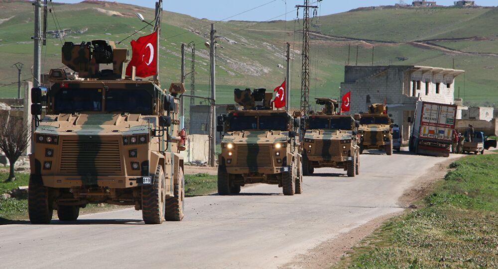 Türk -Rus ortak devriyesine saldırı, idlip, Zaharova