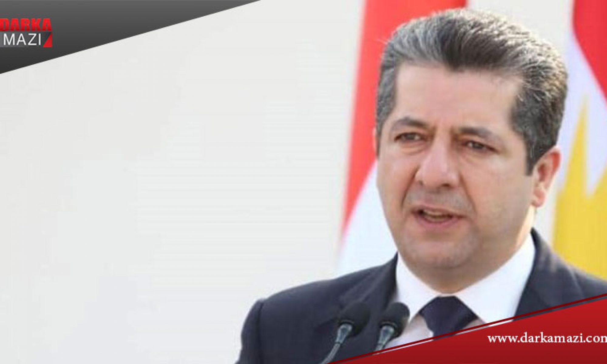 Başbakan Barzani: Şengal katilamı Kürdistan halkına karşı gerçekleştirilen geniş bir saldırının bir parçasıdır