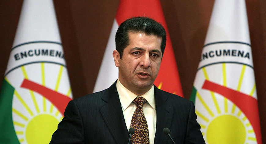 Mesrur Barzani: Halkın meşru taleplerini kullanmak isteyenler var