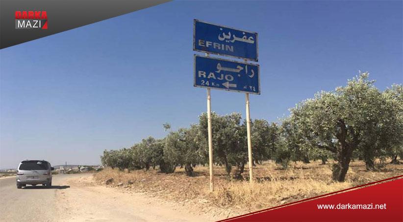 Türkiye'ye bağlı çeteler Efrin'de üç yaşında bir çocuğu katletti