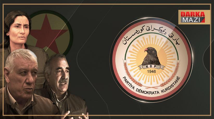 KDP'den PKK'ye: Kazanımları yok etmeye çalışanlara yardım ediyorsunuz, hangi yüzle cevap bekliyorsunuz- Yenilendi Cemil Bayık, Murat Karayılan ; Bese Hozat, Duran Kalkan; KCK; HPG, Barzani,