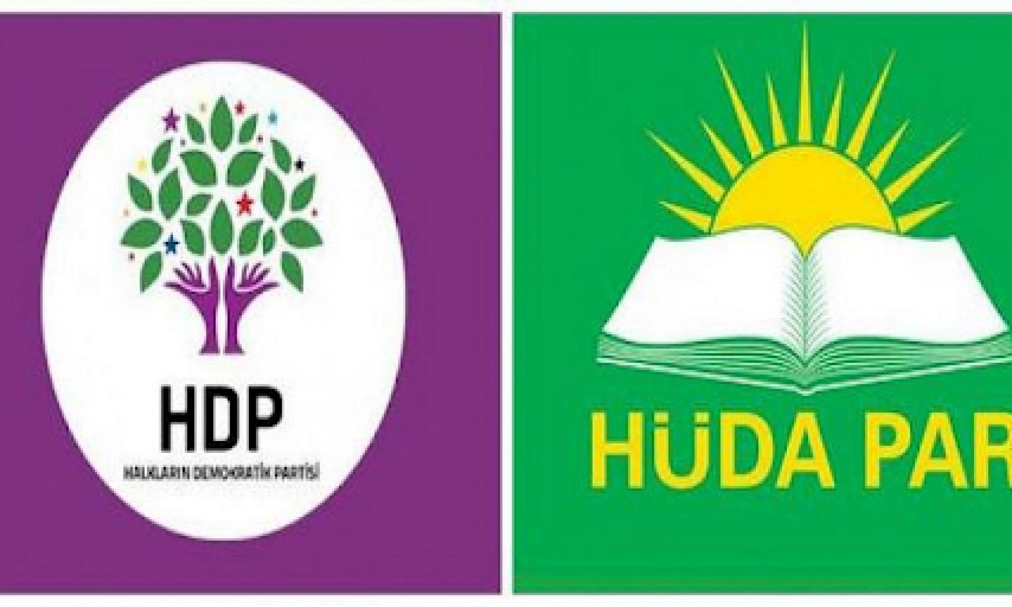 """HDP ile HÜDA-PAR arasında """"Kim daha Kürdistani"""" tartışması İmam Taşçıer; Kemalizm,"""