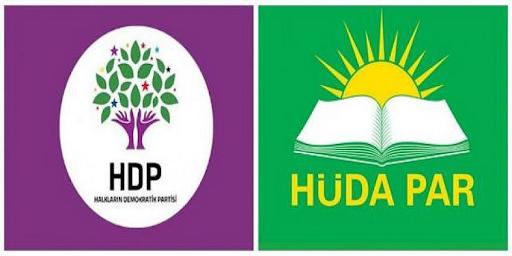 """HDP ile HÜDA-PAR arasında""""Kim daha Kürdistani"""" tartışması İmam Taşçıer; Kemalizm,"""