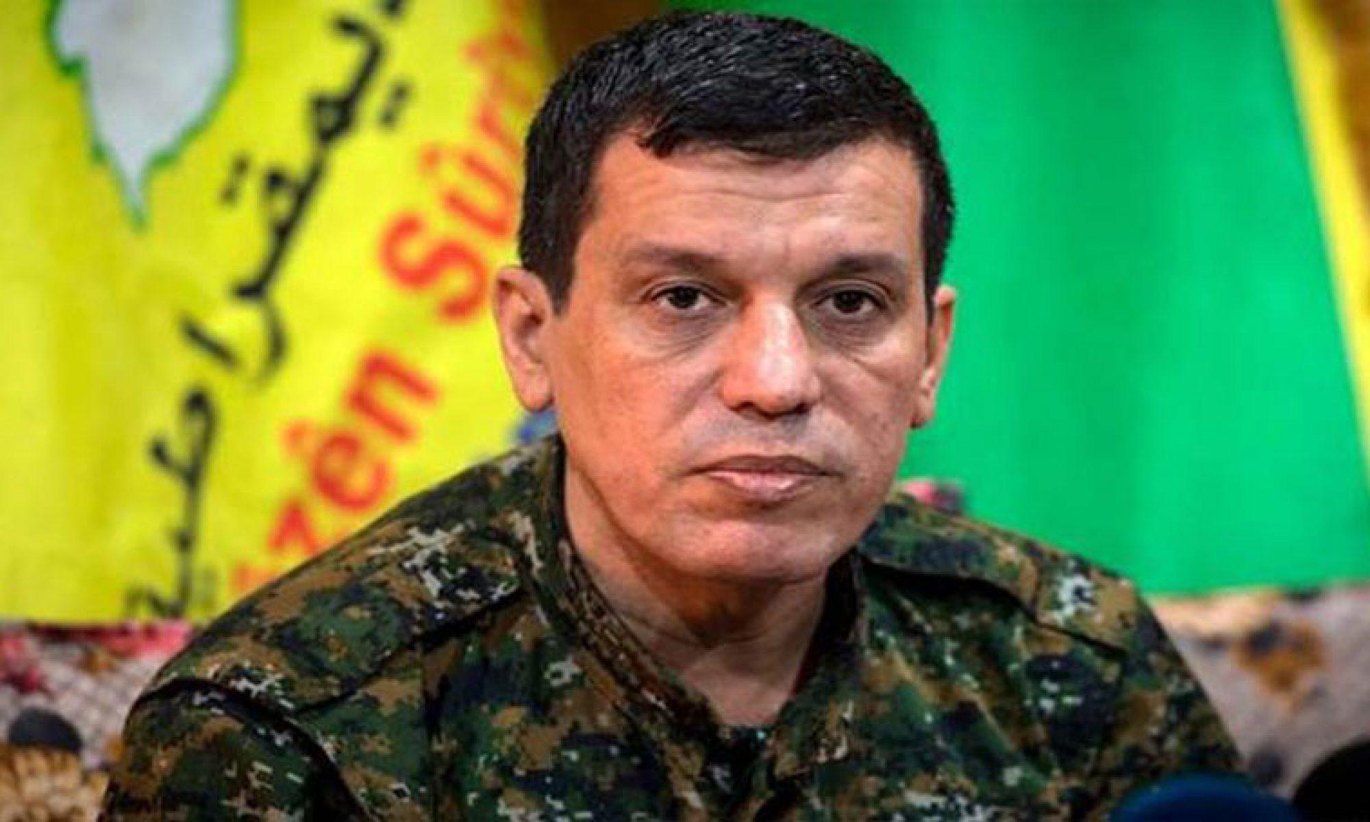 Mazlum Abdi'den Rojava'da Kürt partilerinin birliği konusunda açıklama
