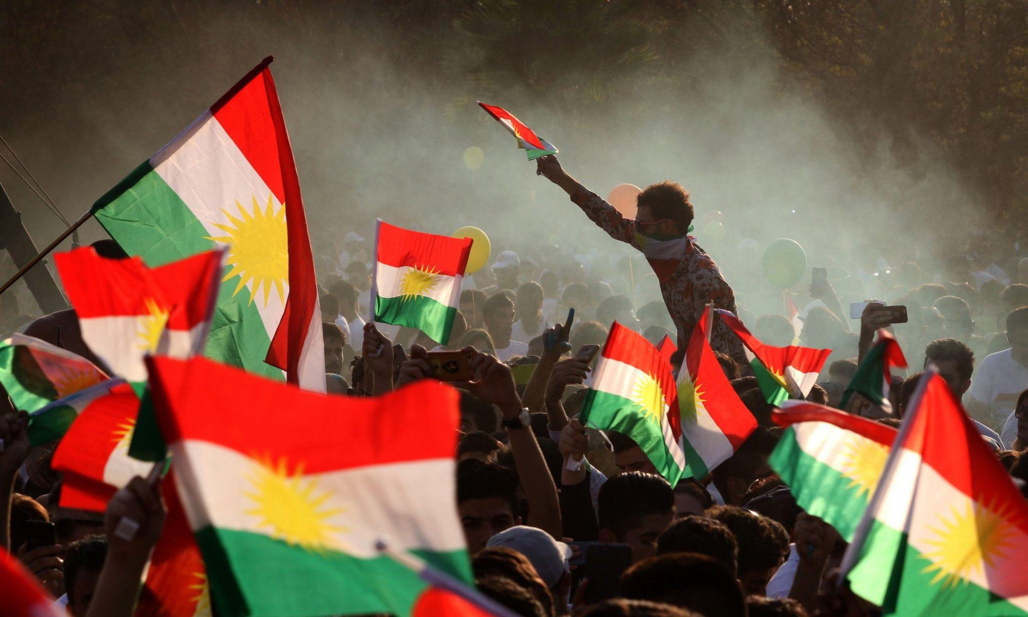 Bağdat'ta ki Kürt değerlerine saldırı Kürtlerin Şengal hamlesini barajlamak için yapılmıştır