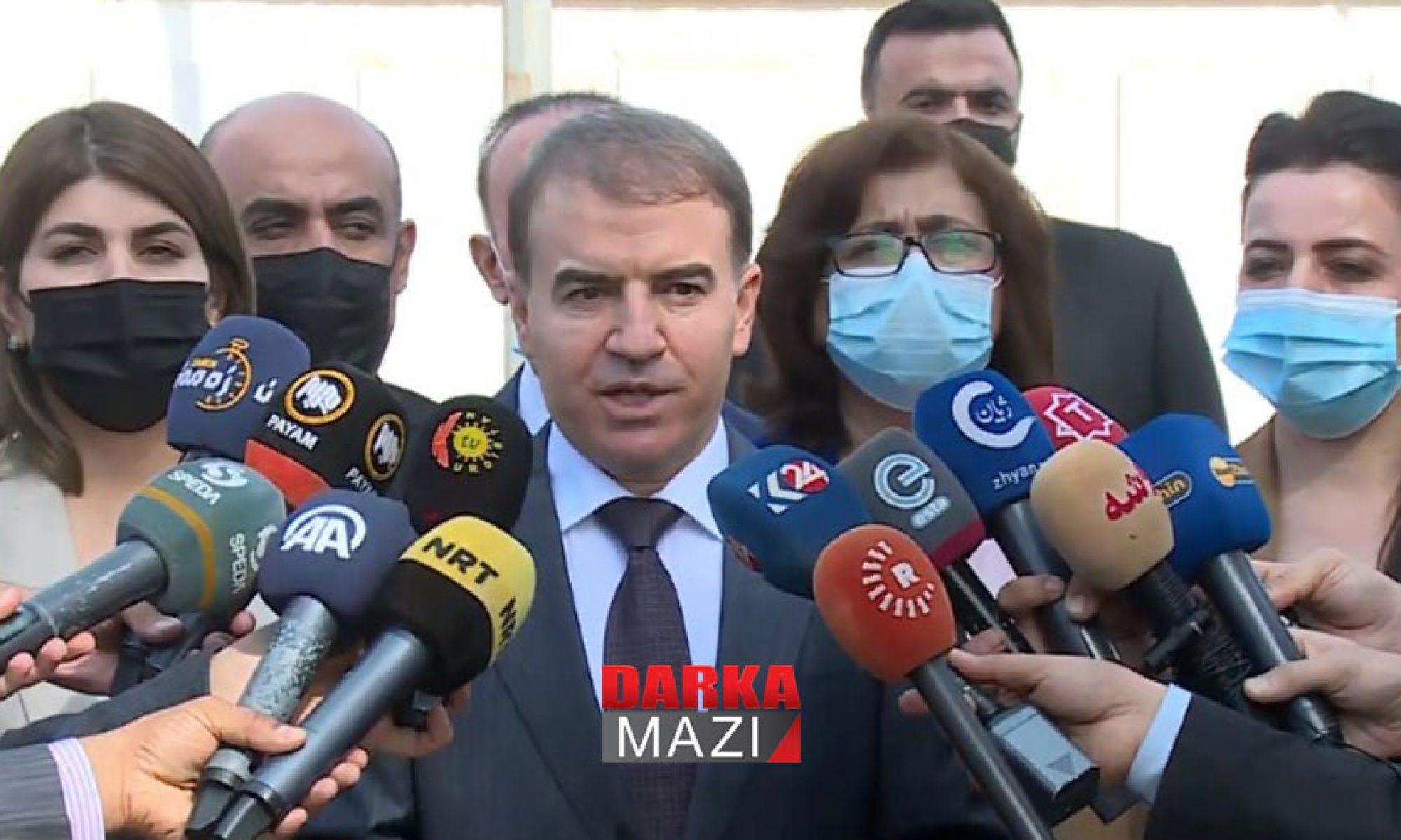 Kürdistan Parlamentosundan Fransa'ya dayanışma mesajı: Kürdistan Parlamentosu'nu ilk tanıyan da Fransa devletidir