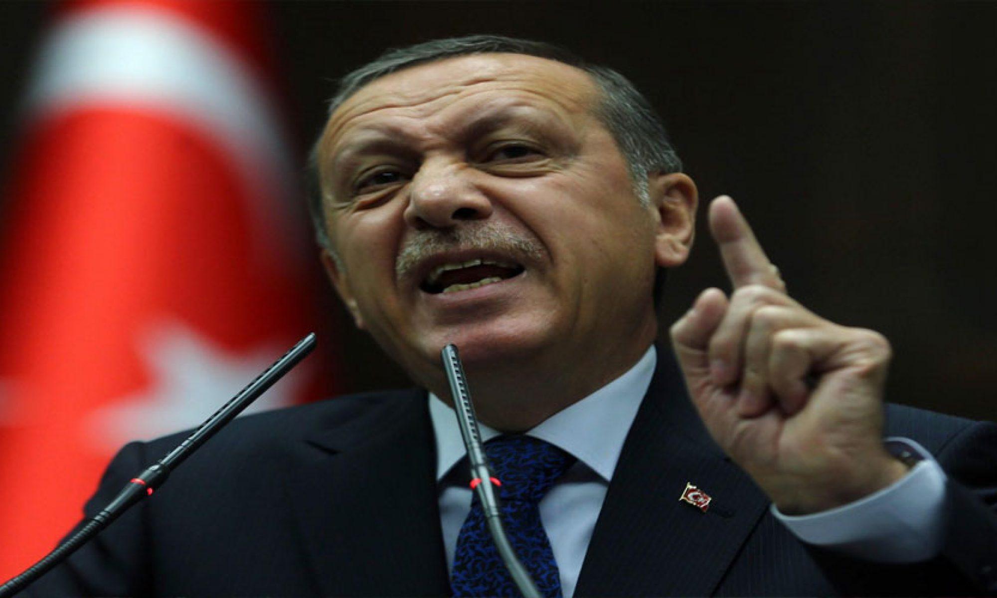 Erdoğan yine Rojava'yı tehdit etti: Türkiye'nin gücü teröristleri Suriye'den temizleye yeterlidir HSD, TSK operasyon, İdlib, Rusya
