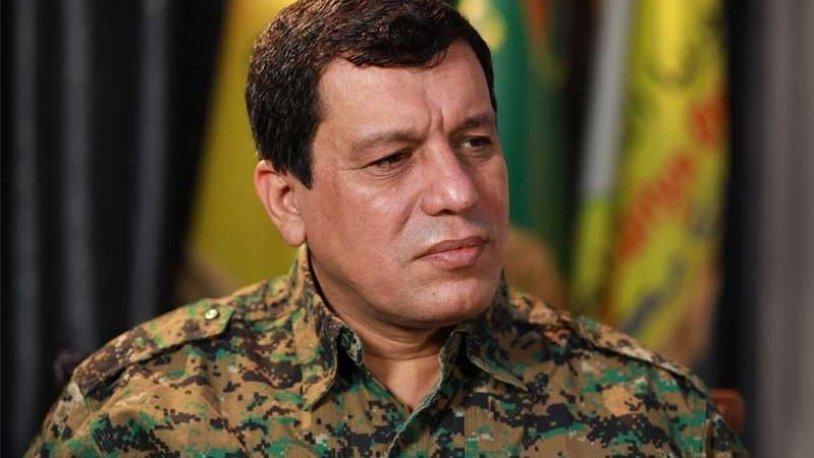 Mazlum Abdi: Yüzbinlerce Kürt genci bayrağını yükseltmek için şehit düştü