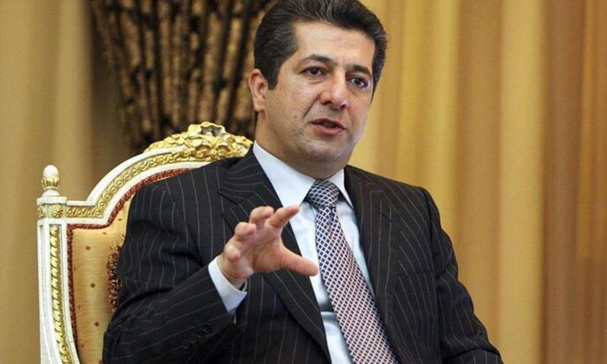 Başbakan Barzani'den Erbil'e dönük füze saldırısına dönük açıklama: Cevabımız sert olacak