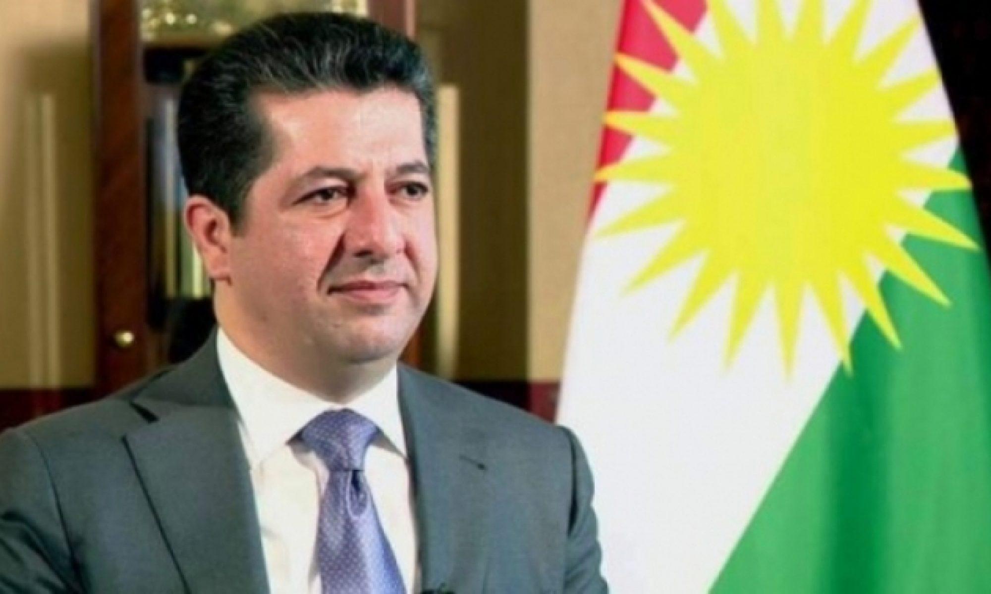 Mesrur Barzani: PDK'li olarak değil Kürdistan halkının hizmetkarı olarak hükümette yer alıyorum