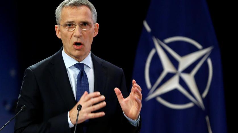 NATO Genel Sekreteri: Irak'taki misyonumuzu artıyoruz