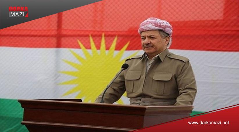 Pirdê direnişinin üçüncü yılında Barzani: Yarın bu güne benzemeyecek