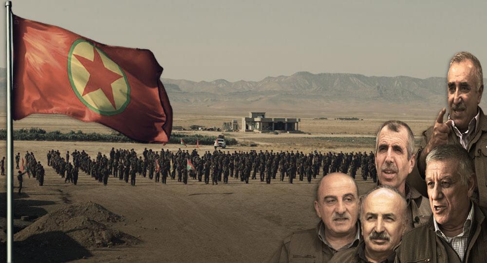 Haşdi Şabi ile PKK'nin Kader ortaklığı ve Kürdistan Bayrağına saldırı
