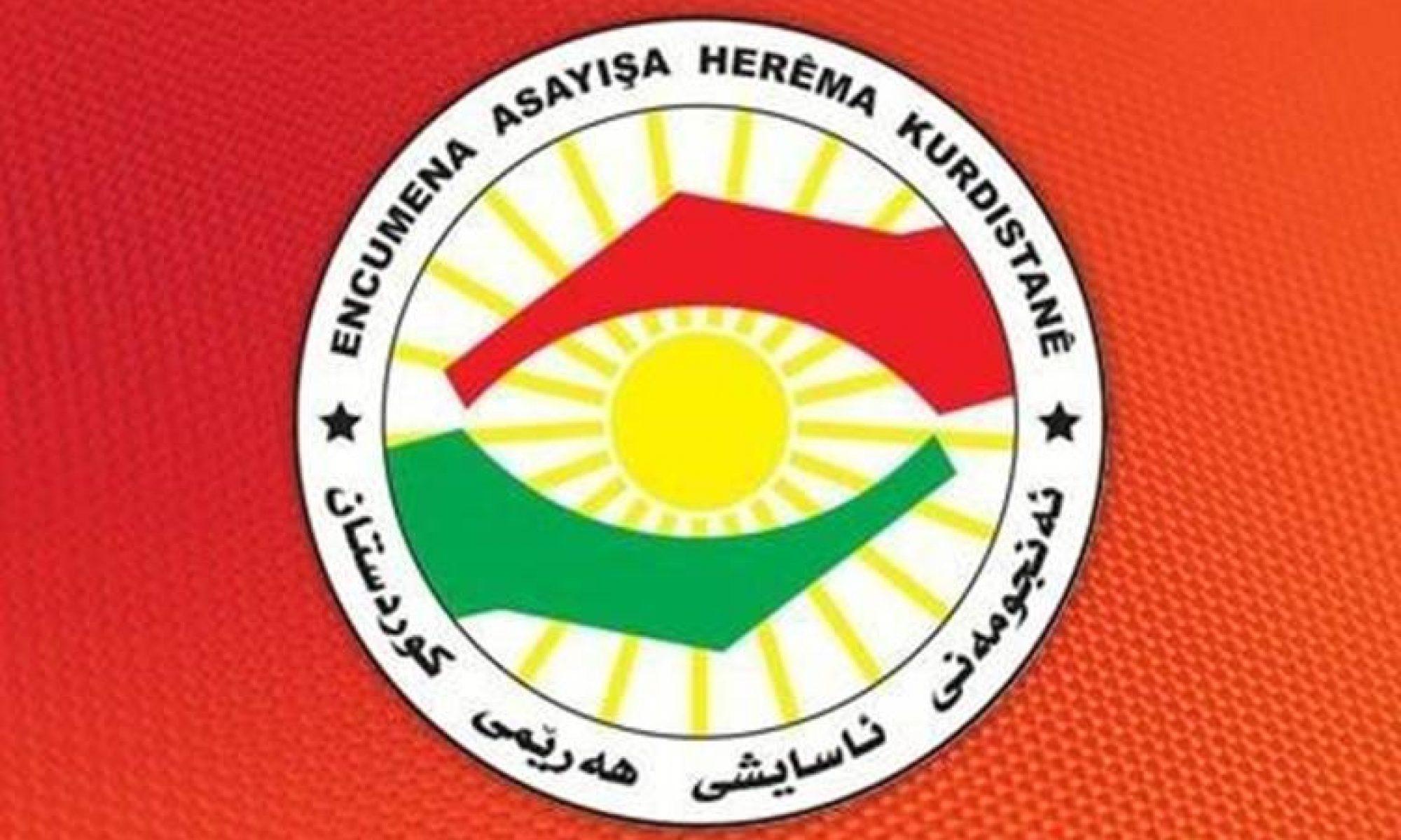 Kürdistan Güvenlik Konseyi: İçinde PKK'lilerinde olduğu saldırı hazırlığındaki guruplar çökertildi