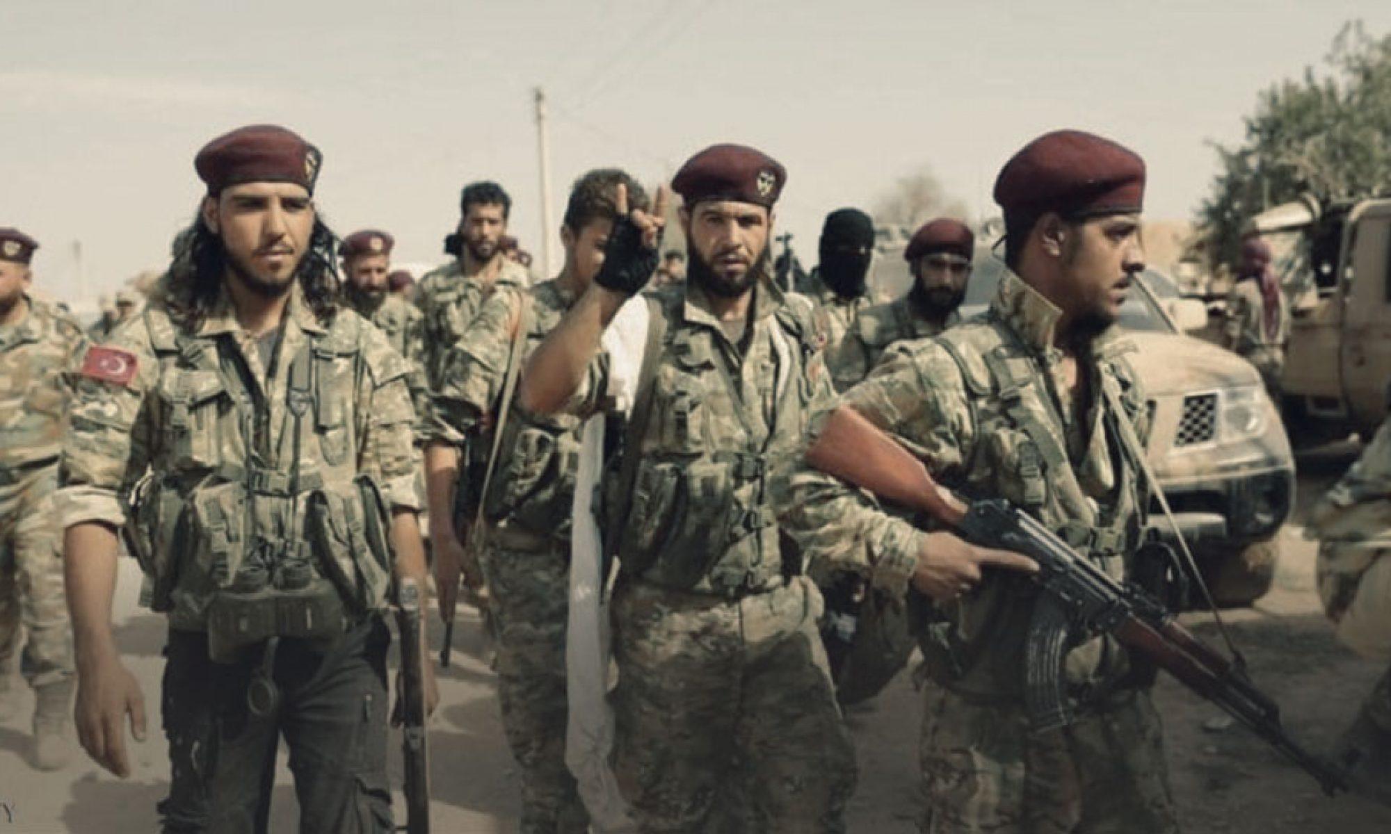 SOHR: Türk Güvenlik Şirketi kendisine bağlı 850 çeteyi Azerbeycan'a gönderdi