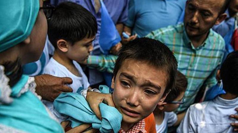 Türkiye'den Uygur ikiyüzlülüğü: Çin'i eleştiren mektubu imzalamadı, Doğu Türkistan, Sincan Toplama Kampları
