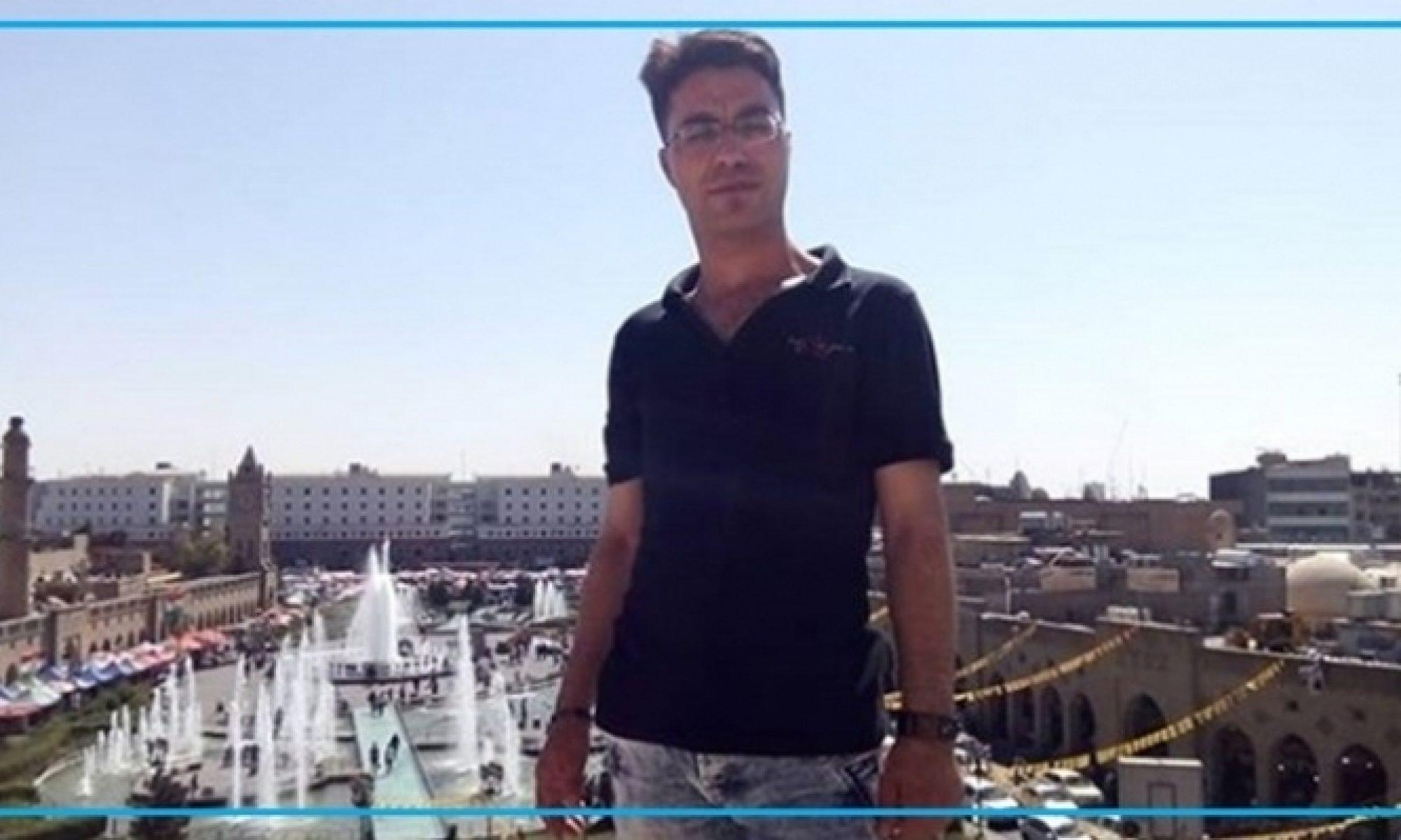 İran devlet faşizmine karşı ağzını dikerek açlık grevine başladı, Adil Mukerrem