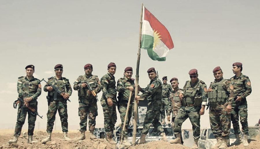 PKK Güçleri Peşmerge Birliğine saldırdı