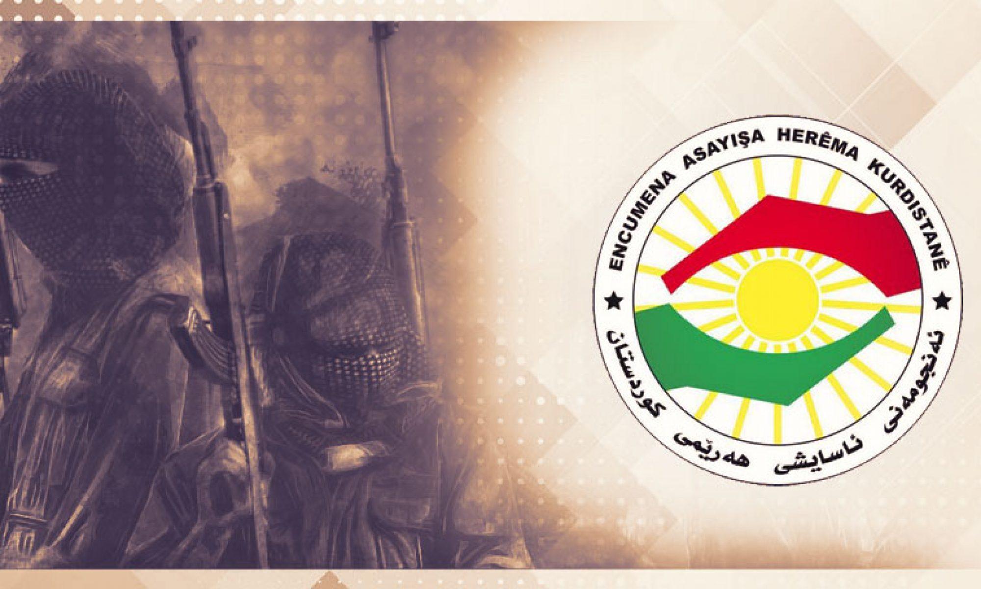 PKK ve YNK'nin Kürdistan Güvenlik Konseyinin terör guruplarını çökertme açıklamasına karşı ortak tepkisi ve tarihsel şahitlik meselesi