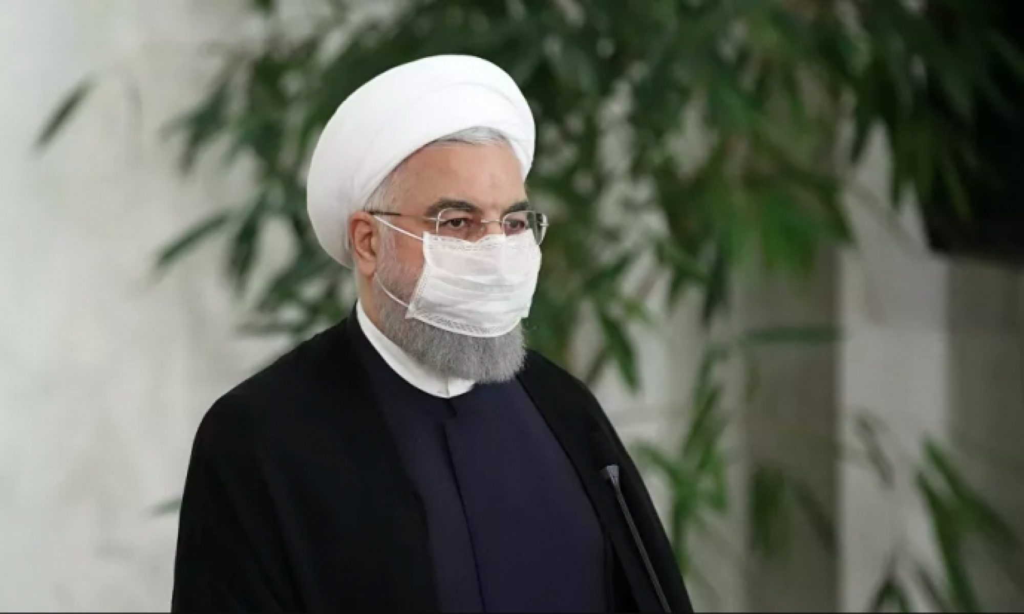 Ruhani koronavirüse yakalandı iddiası