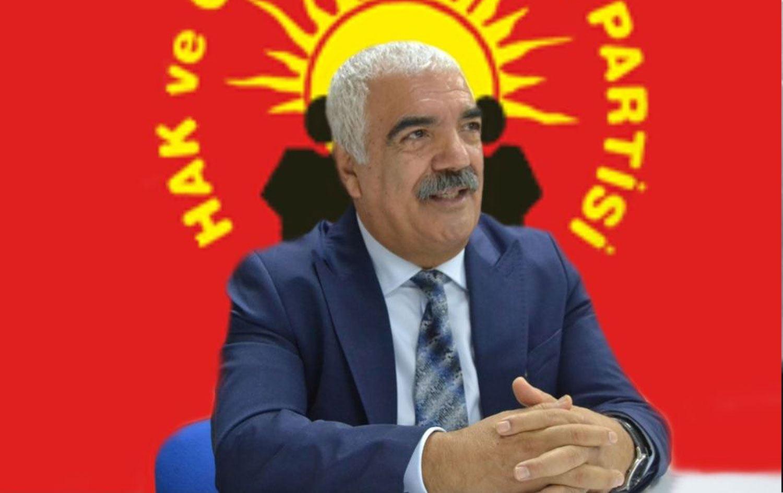 Latif Epözdemir: PKK'nin amacı Kürdistan hareketini terörize etmektir, HAK-PAR