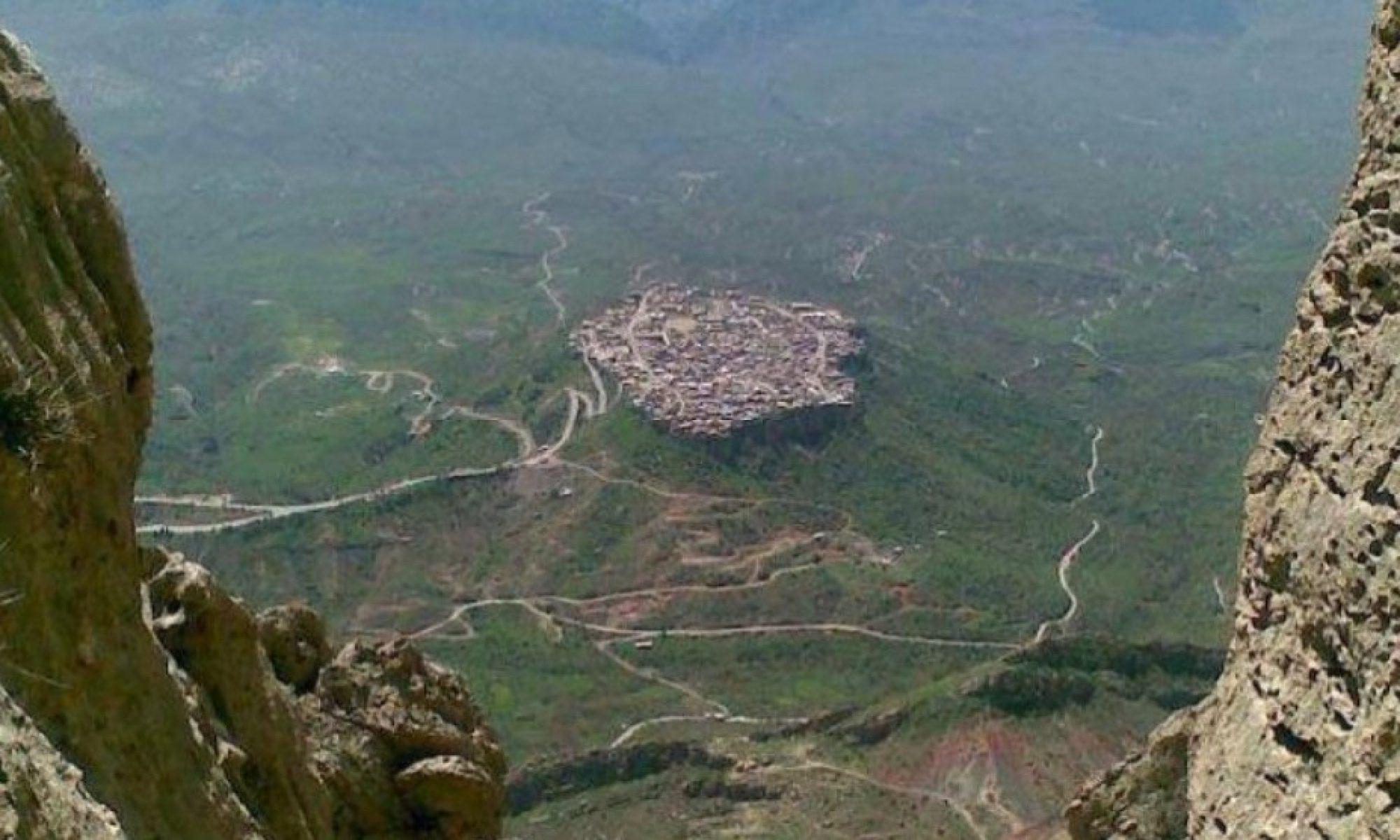 Amedî Kaymakamı: PKK'den kaynaklı 198 köy boşaldı