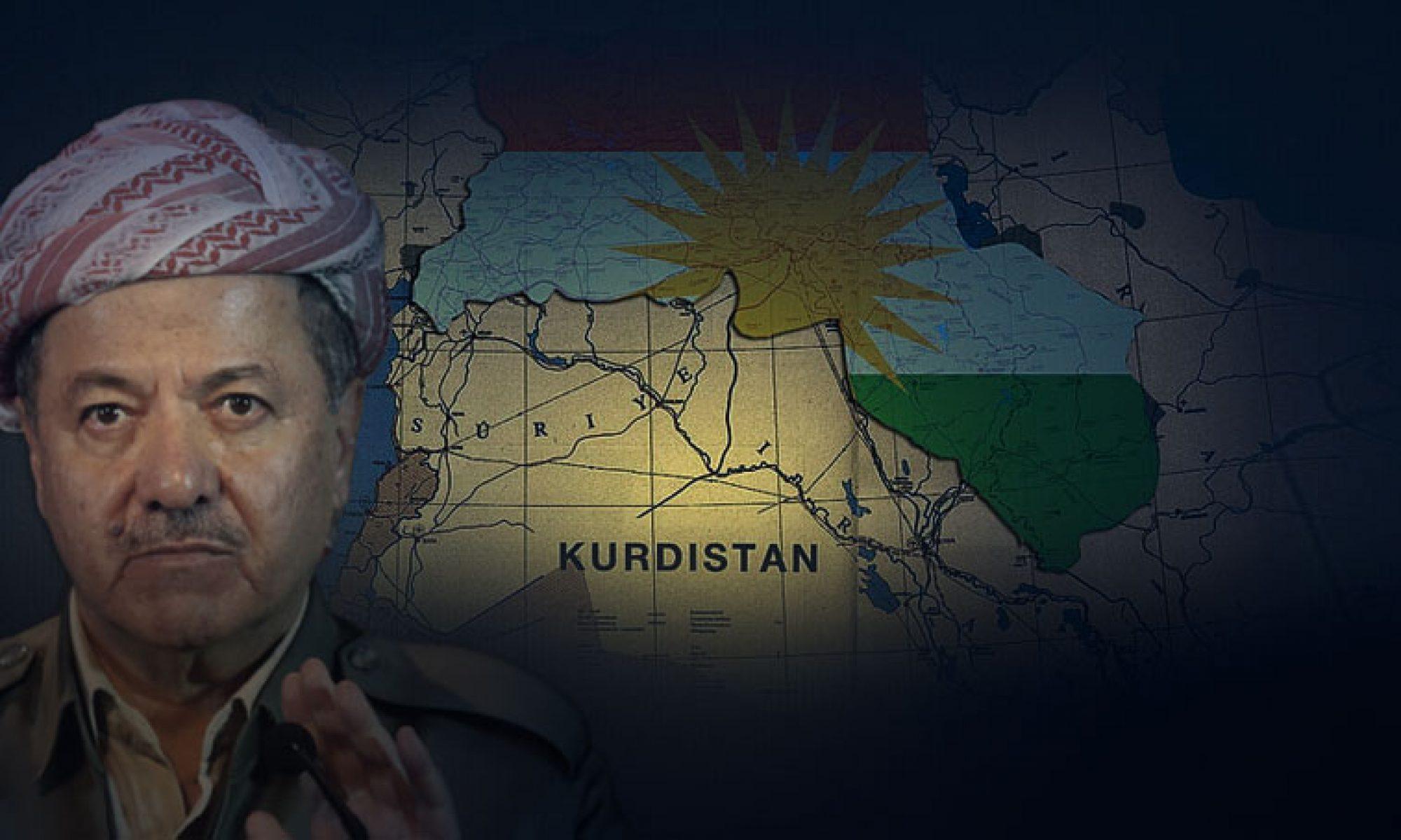 Kürdistan'a karşı olan herkes Barzani'ye saldırıyor, PKK; Bırakuji, Kürtler arası iç savaş, KCK, Çemanke, Mahabad, Qazi Muhammed