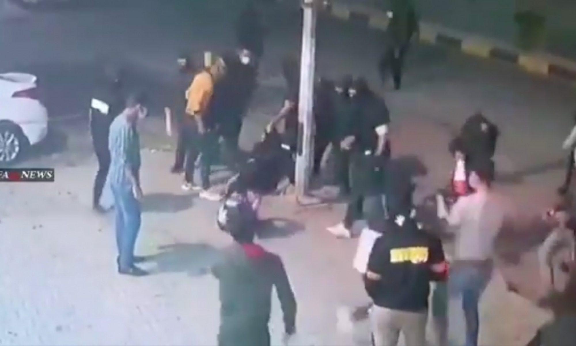 Bağdat'ta bir masaj salonuna saldıran Haşdi Şabi gurubu Rab'Allah'ın sicili temiz değil, Irak Hizbullahı, Bağdat, Asayiş, Akram Adhab , Dicle TV, PDK Börosunun yakılması