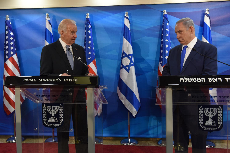 İsrail Başbakanı Netenyahu'den Joe Biden'e geç kutlama mesajı