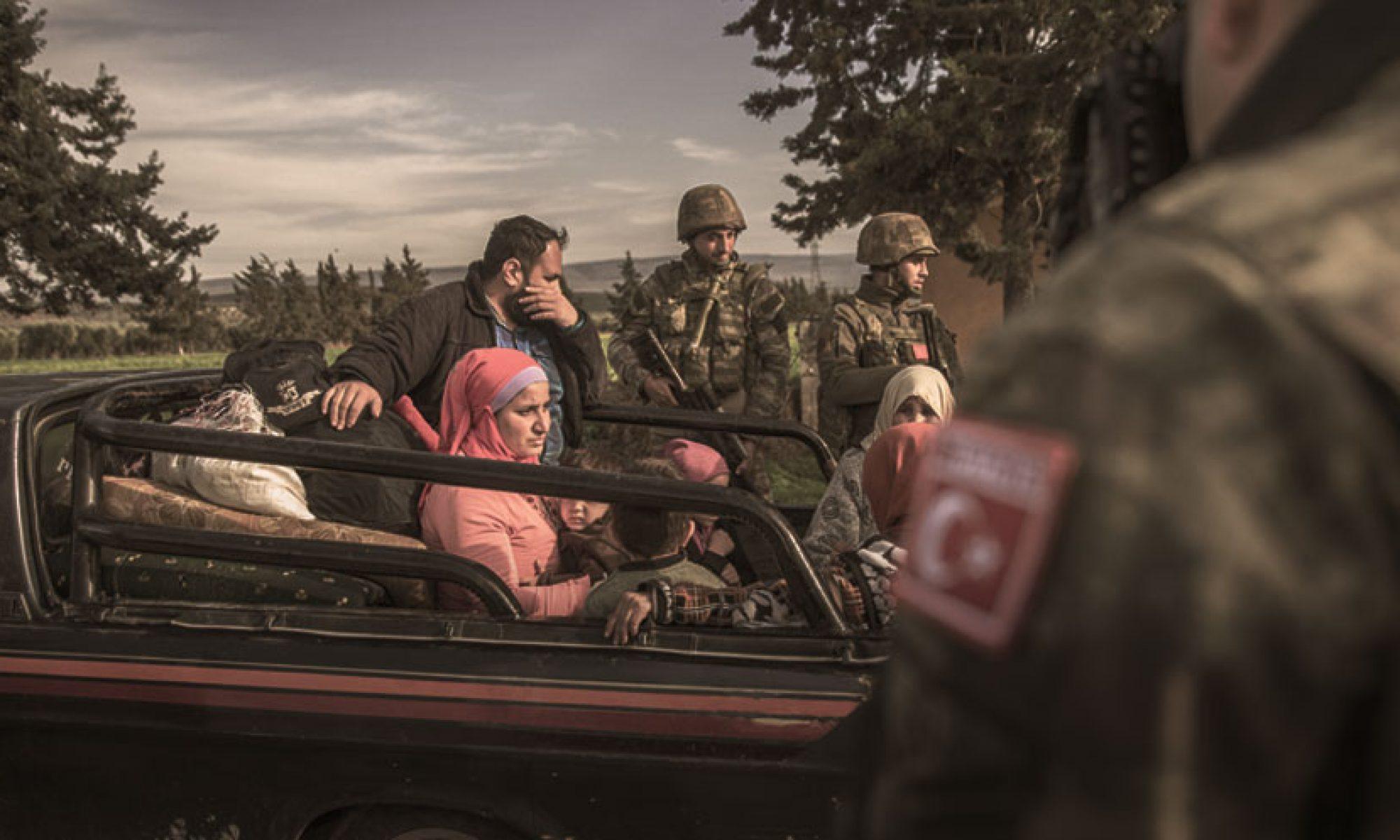 Türkiye'ye bağlı çeteler Cindrese'de yine sivilleri kaçırdı