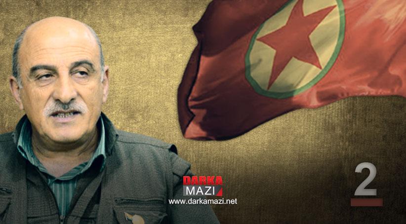 Duran Kalkan'a hatırlatmalar: Güney'de ne işiniz var? PKK; KDP; PÇDK; KNK: Kürdistan, RJAK;