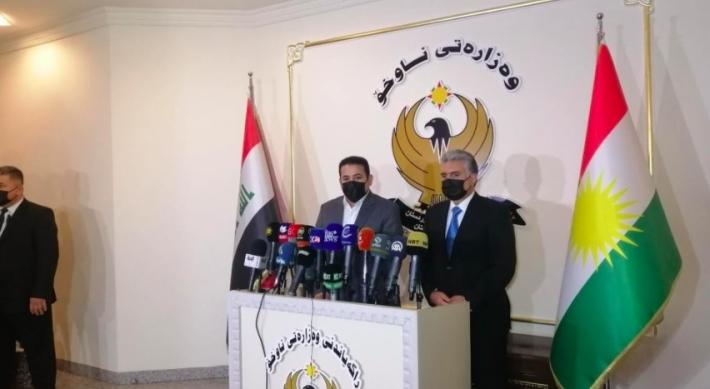 Erbil ve Bağdat kritik toplantıda Şengal için önemli kararlar aldı
