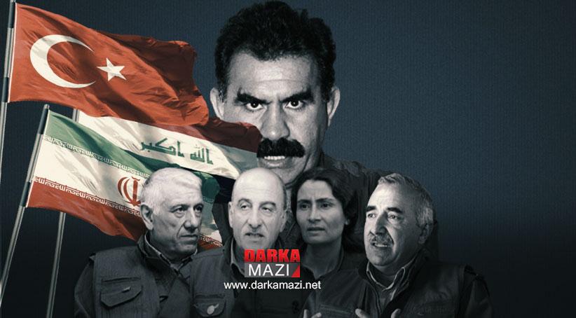 Hemewendî: PKK, Kürdistan düşmanlarının ajandasına bağlı çalışıyor