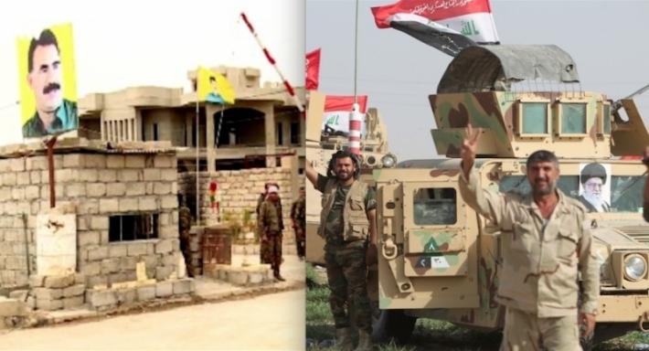 Bağdat'tan PKK ve Haşdi Şabi'ye Şengal'den çıkmaları için 24 saat zaman tanındı