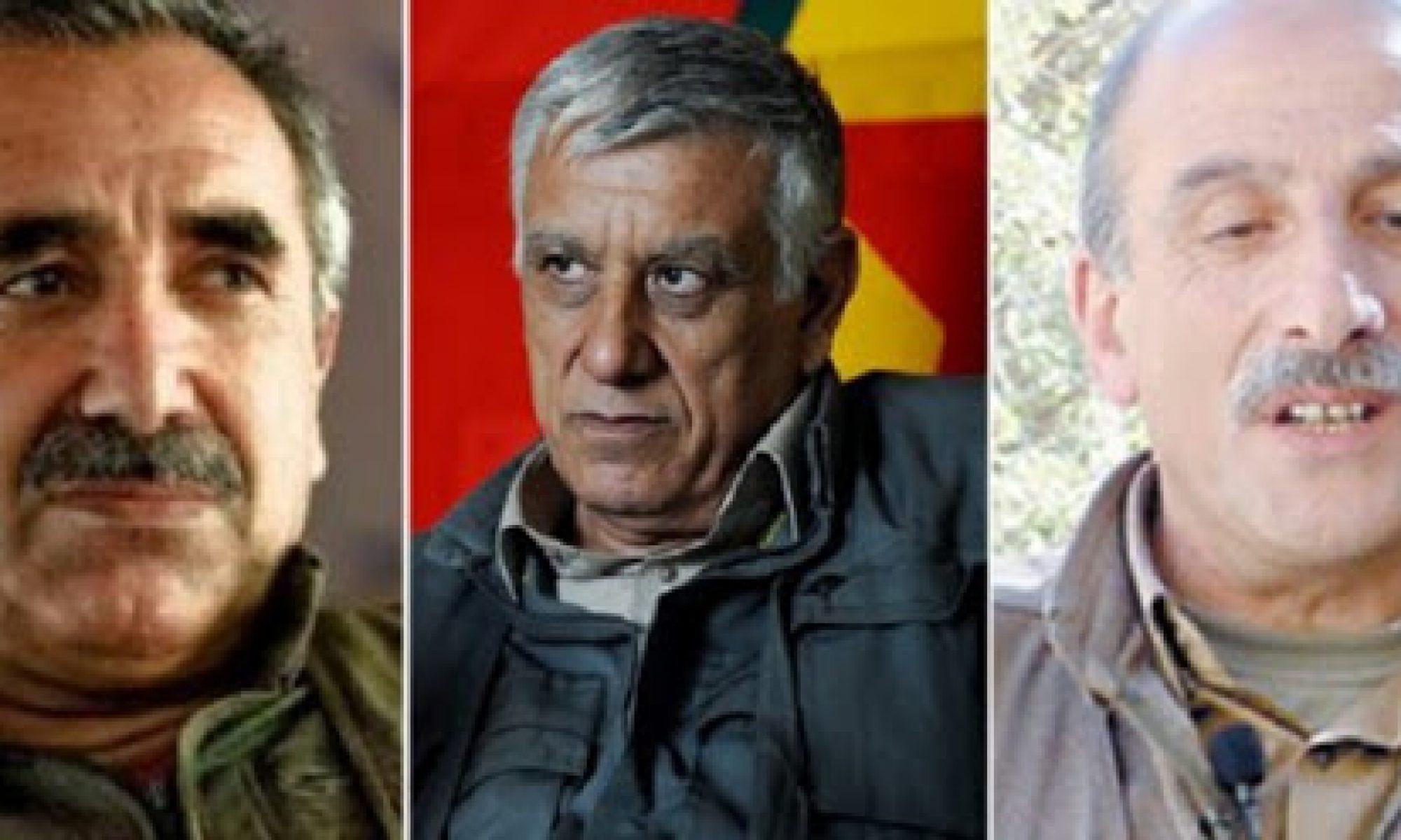 PKK'liler üzülecek ama!..., Ankara gurubu, KCK, lejyoner, iran, itlaat, MİT, Öcalan, Cemil Bayık, Murat Karayılan, Kürdistan Bölgesel Yönetimi, Barzani