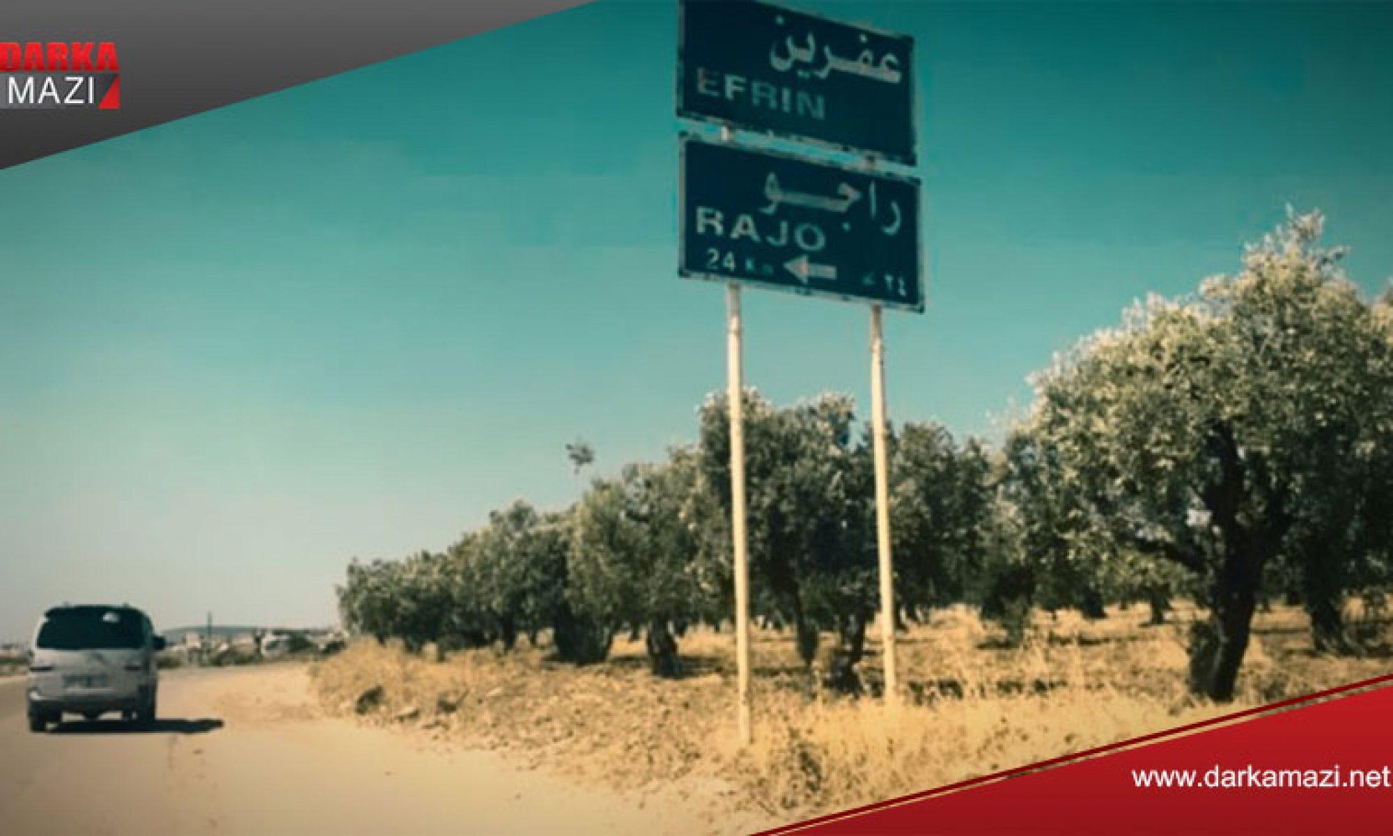 Türkiye'ye bağlı çeteler Efrin'de yedi kişiyi kaçırdılar