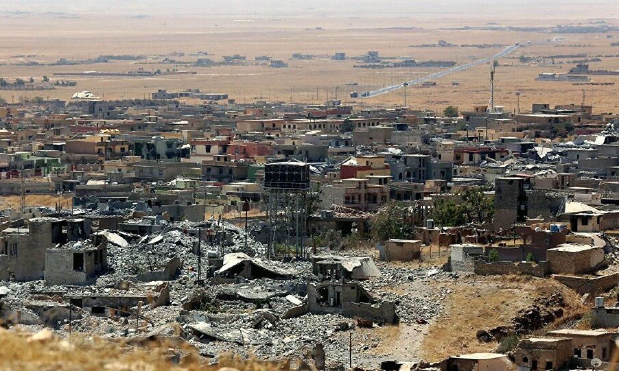 Irak Savunma Bakanlığı Erbil ve Bağdat arasında imzalanan anlaşmanın uygulamaya başlandığını duyurdu