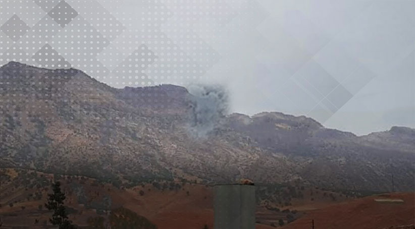 PKK köylere giriyor, TSK köyleri vuruyor: Batifa bölgesinde onlarca köy boşaldı