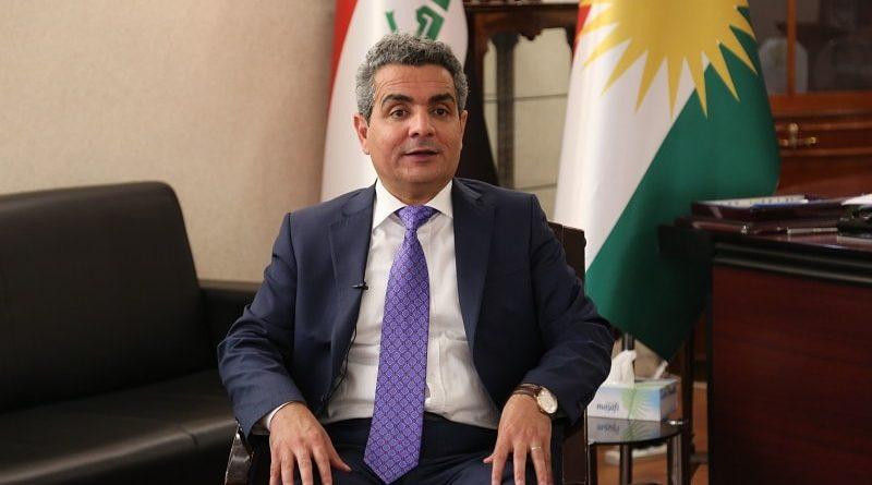 Erbil Valisi Firset Sofî hayatını kaybetti, Kurdistan, Covid19,
