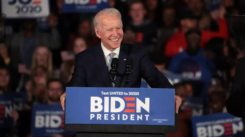 Joe Biden: Beni ABD başkanı seçtiğiniz için onur duydum