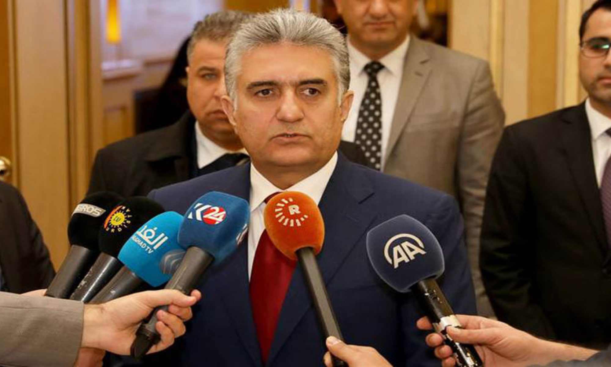 Reber Ahmed: Kürdistan Parlamentosu Şengal Anlaşmasını destekledi iç işleri bakanı, Bağdat, Hewler; Ezidi
