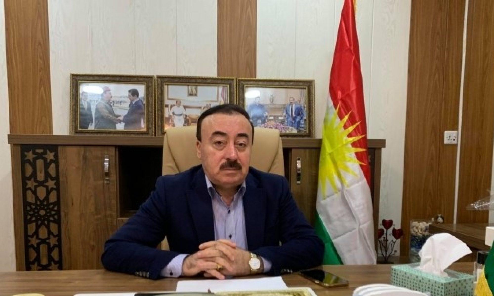 Şex Şamo: Şengal'i Kürdistan Bölgesi'nden ayırmaya çalışıyorlar, Ezidi, Haşdi Şabi, PKK, Ezidxan