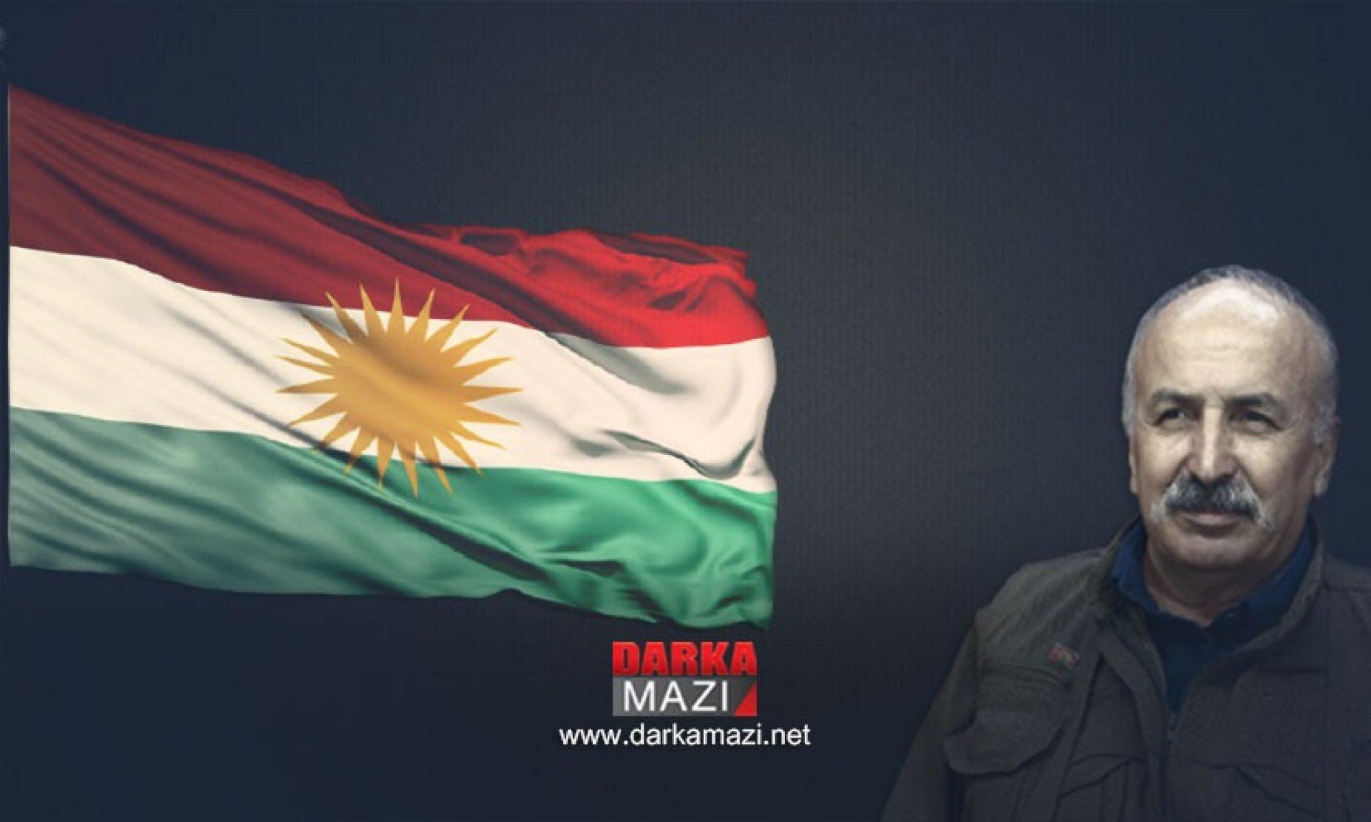 PKK ve Kürdistan bayrağı sorunu üzerine bir değerlendirme, Alarengin, Mahabad, Qazi Muhammed, Kürdistan Parlamentosu, Kongre Gel, KCK; PKK; Rojava, HSD; Murat Karayılan, Murray Bookchin, Anarşizim