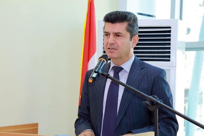Duhok Valisi Ali Teter: PKK DAİŞ'le mücadele eden kahraman Peşmergeyi şehit etti